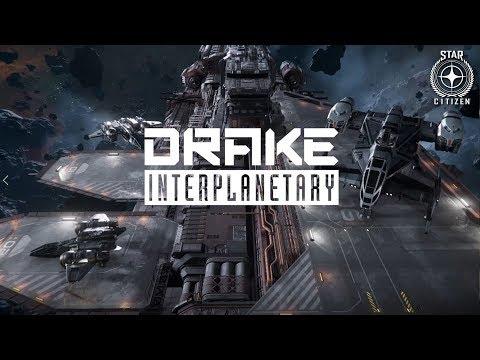 Star Citizen: Drake Kraken